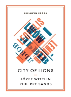 City of Lions, Wittlin, Jozef & Sands, Philippe