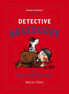 Detective Nosegoode and the Music Box Mystery, Orton, Marian