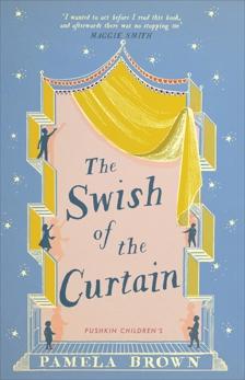 The Swish of the Curtain: Blue Door 1, Brown, Pamela