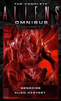 The Complete Aliens Omnibus: Volume Two (Genocide, Alien Harvest), Sheckley, Robert & Bischoff, David