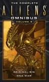 The Complete Aliens Omnibus: Volume Five (Original Sin, DNA War), Friedman, Michael Jan