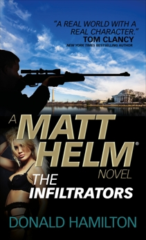 Matt Helm - The Infiltrators, Hamilton, Donald