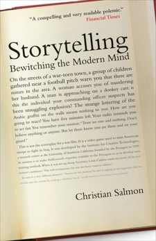 Storytelling: Bewitching the Modern Mind, Salmon, Christian