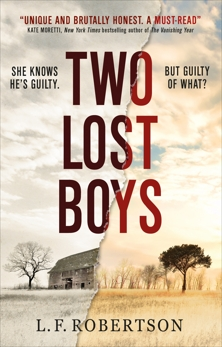 Two Lost Boys, Robertson, L. F.