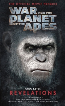 War for the Planet of the Apes: Revelations, Keyes, Greg