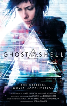 Ghost in the Shell: The Official Movie Novelization, Swallow, James
