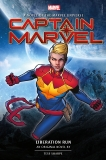 Captain Marvel: Liberation Run Prose Novel, Sharpe, Tess