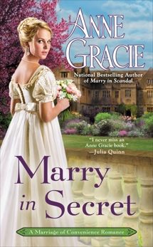 Marry in Secret, Gracie, Anne
