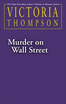 Murder on Wall Street, Thompson, Victoria