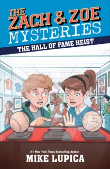 The Hall of Fame Heist, Lupica, Mike