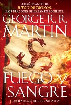 Fuego y sangre, Martin, George R. R.