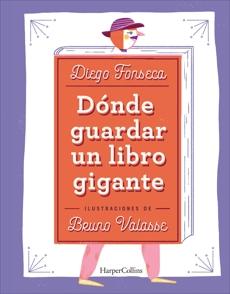 Dónde guardar un libro gigante, Fonseca, Diego