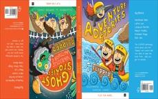 FLIPPED: Adventure Stories / Ghost Stories, VARIOUS