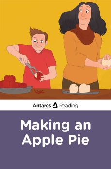 Making An Apple Pie, Antares Reading