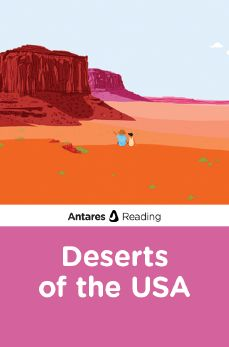 Deserts of the USA, Antares Reading