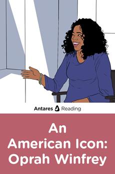 An American Icon: Oprah Winfrey, Antares Reading