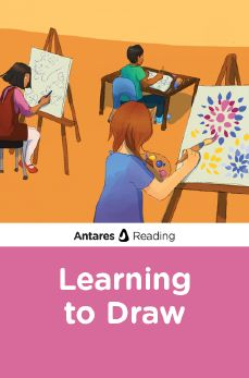 Learning to Draw, Antares Reading