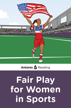 Fair Play for Women in Sports, Antares Reading