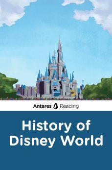 History of Disney World, Antares Reading