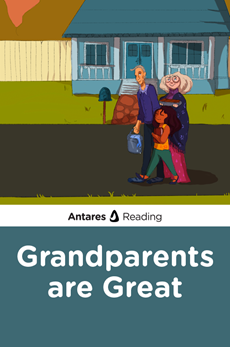 Grandparents are Great, Antares Reading