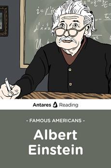 Famous Americans: Albert Einstein, Antares Reading