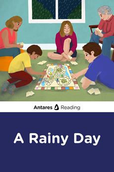 A Rainy Day, Antares Reading