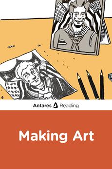 Making Art, Antares Reading