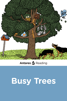 Busy Trees, Antares Reading