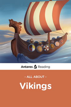 All About Vikings, Antares Reading