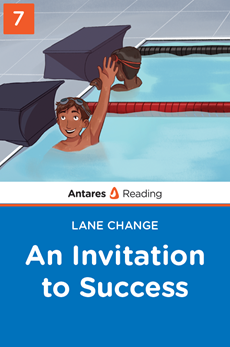 An Invitation to Success (Lane Change series - Book 7), Antares Reading