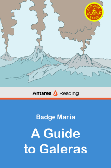 A Guide to Galeras, Antares Reading