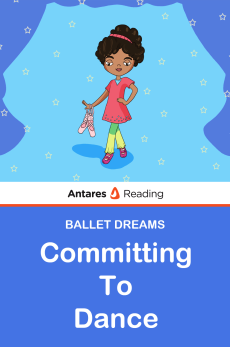 Committing to Dance, Antares Reading