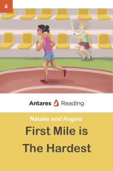 First Mile is The Hardest, Antares Reading