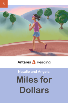 Miles for Dollars, Antares Reading