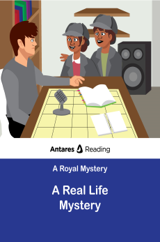 A Real Life Mystery, Antares Reading
