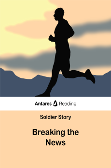 Breaking the News #4, Antares Reading