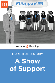 A Show of Support, Antares Reading