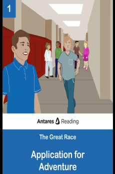 Application for Adventure, Antares Reading