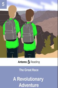 A Revolutionary Adventure, Antares Reading