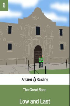 Low and Last, Antares Reading
