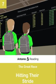 Hitting Their Stride, Antares Reading
