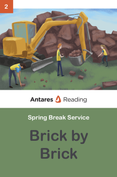 Brick by Brick, Antares Reading