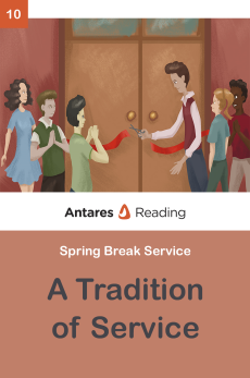 A Tradition of Service, Antares Reading