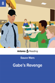 Gabe's Revenge, Antares Reading
