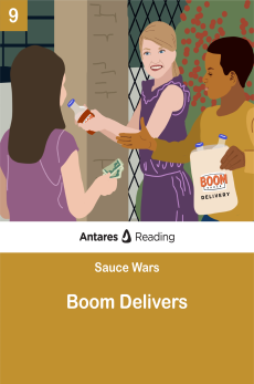 Boom Delivers, Antares Reading