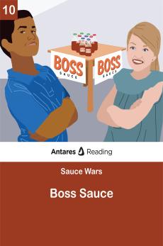 Boss Sauce, Antares Reading