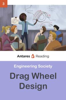 Drag Wheel Designing, Antares Reading