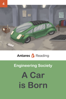 A Car is Born, Antares Reading