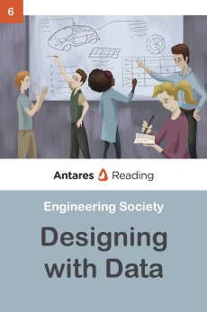 Designing With Data, Antares Reading