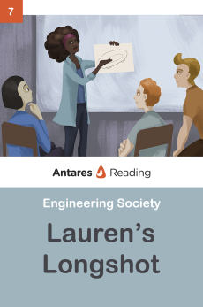 Lauren's Longshot, Antares Reading